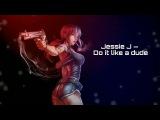 Jessie J - Do It Like A Dude  Rock version  music video  by Block M