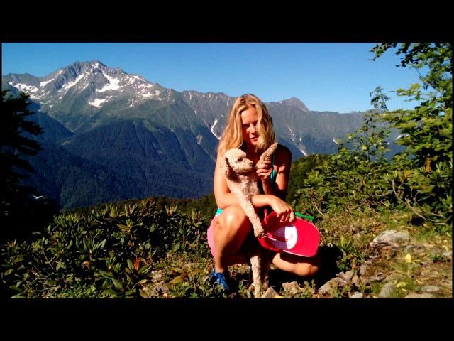 Забытое Лето 2016 из архивов документальное Северный Кавказ глазами клипмейкера- ...