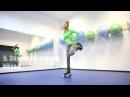 Тренировки в Kangoo Jumps. 5 движений для новичков