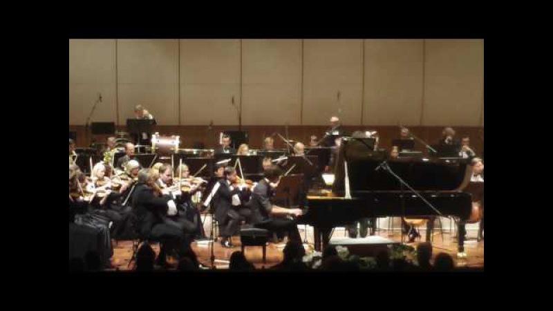 Georgs Pelēcis - Piano Concerto - Vestard Shimkus (world premiere)
