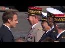 Парад в честь Национального дня Франции Parade of the National Day of France. LIVE STREAM