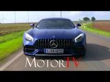 2018 MERCEDES-AMG GT 4.0L V8 BITURBO (470 HP)  l BEAUTY SHOTS l DRIVING SCENES