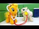Мой маленький пони. Дружба это чудо💓мультик с игрушками. #Флаттершай сломала кр...