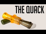 The Quack | How To Blow A Duck Call