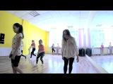 Contemporary dance Matt Woods - Leanning Towers choreography by Valeriya Anosova in FDC