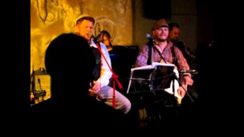 Концерт Каперусита Роха Хогмани в Череповце 20 апреля 2013 года кафе Пятачёк