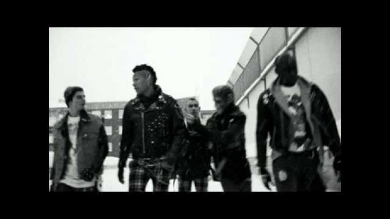 Adam Tensta - Like A Punk (Video)