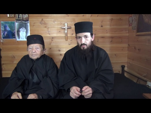 9 января 2017 г. Старец Рафаил (Берестов) и о. Онуфрiй об исповедании Православной Ве...