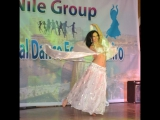 Татьяна Ларина Nile Group Каир 2012г