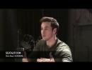 Крис Вуд на съемочной площадке сериала «Супергерл». Интервью для «Seat42F».