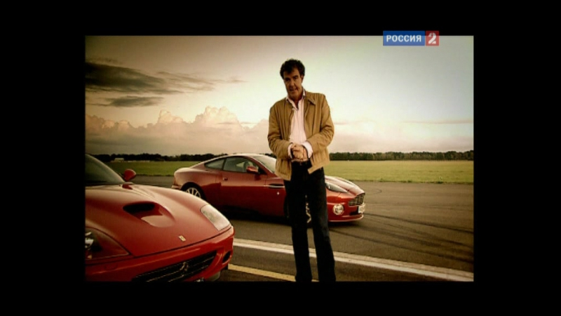Aston Martin Vanquish S (2004) vs Ferrari 575M Maranello (2002) [Top Gear S05E04]