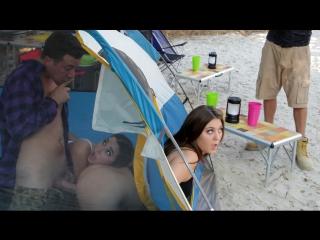 In Tents Fucking: Part 2 JoJo Kiss & Karlee Grey & Jessy Jones