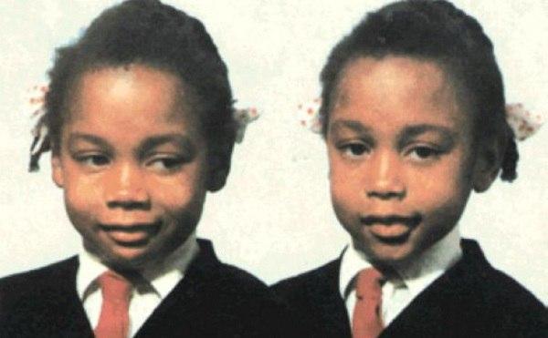 сестры гиббонс в детстве