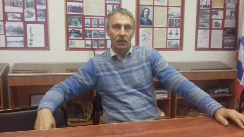 Кривенков Алексей Иванович.Учитель. Руководитель морского класса в МБОУ «СОШ№4»