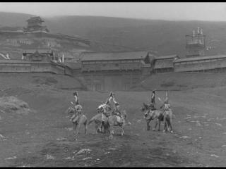 Трон в крови / Замок паутины / Throne of Blood (1957) BDRip 720p