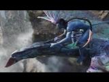 Отрывок из фильма Аватар  Первый полет Джейка..