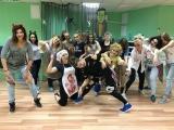 Zumba fitness ZOOMBY choreo