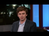 Freddie Highmore on Bates Motel, The Good Doctor Living in Spain