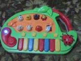 Видео обзоры игрушек - развивающие пианино для малышей. Piano for kids