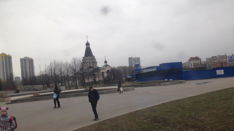 Троллейбус Санкт-Петербурга ПТЗ-5283 б.1960 по маршруту №26 ч.2 (25.04.2017)