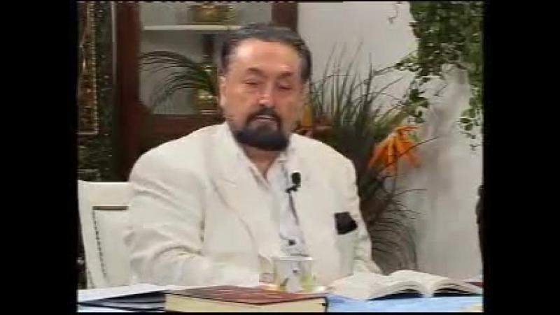 SN. ADNAN OKTAR'IN KRAL KARADENİZ, ASU TV RÖPORTAJI (2009.10.26)