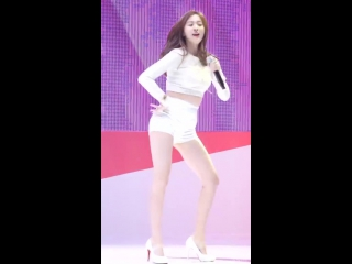 Sexy korean girl dancing - Bestie - Pitapat - Haeryung - Fancam_азиатки, порно, эротика, asian, хен