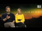 Ben Affleck Updates on The Batman & Justice League