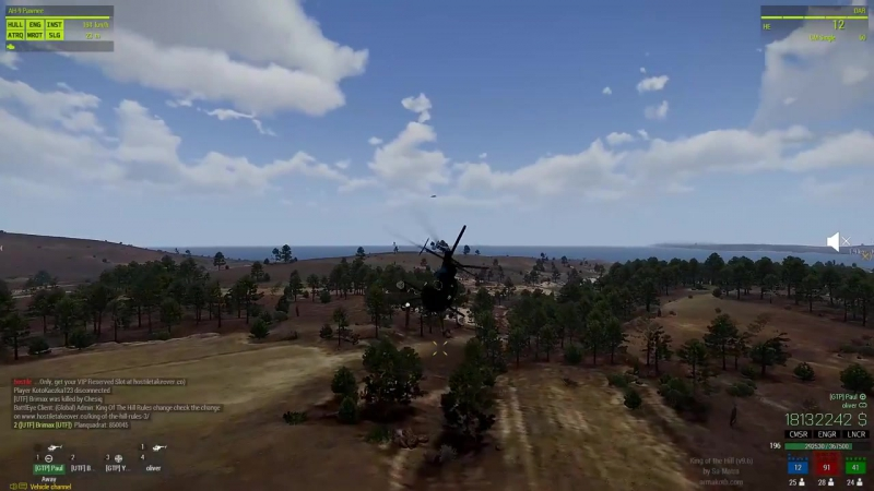 Arma 3 King of the Hill _ Shikras on Ru1 arma webm