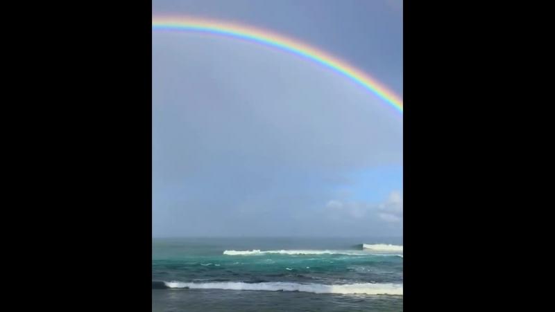 Веселка на Гаваях