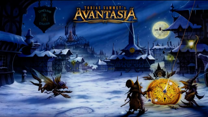 Avantasia Saviour In The Clockwork ft Joe Lynn Turner Biff Byford and Micha