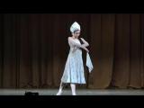 """Елена Коцюбира. Русский танец. """"Лебединое озеро"""" П. И. Чайковский"""