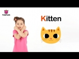 J.K.L Dance - ABC Dance - Pinkfong Songs for Children