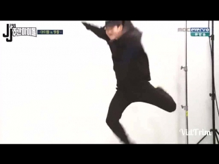 weekly idol отрывок Jackson(Got7)  Jooheon (monstax)пародия Чжухона на Джексона.