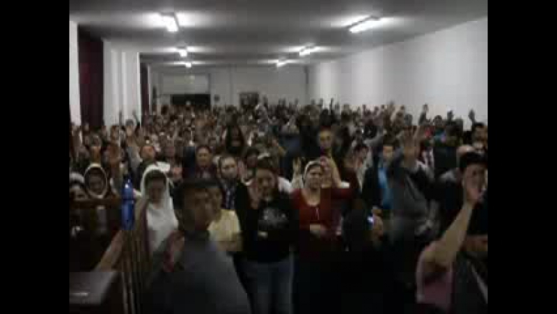 Pastor ricardo kwiek ande belgia - 2017