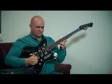 Ахсан Ибрагимов играет на одной струне гитары (часть 6)