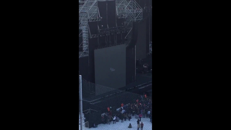 Промо концерта Гарри в Аргентине.