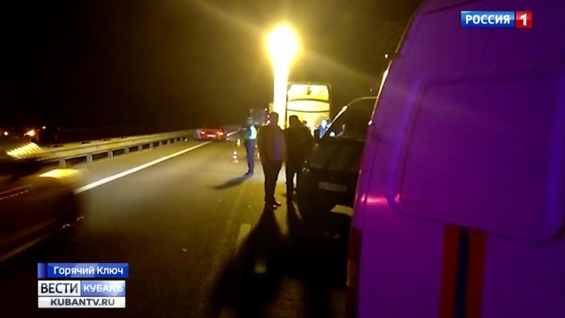 Пострадавшие в аварии под Горячим Ключом отправляются в Нижний Новгород