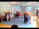 Танец с голубями мира. Детсад. 05.05.2017