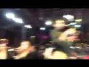 QUE AMORES: Nina Dobrev e Dee Jay Caruso durante a live feita por Vin Diesel no Facebook @ninadobrev @Deejaycar c: conexão dobre