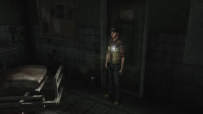 Silent Hill_ Origins. Прохождение. 1. Алхемилла