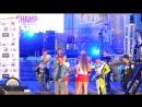 Награждение участников Чемпионата России по фристайл-мотокроссу 2017. Часть 2