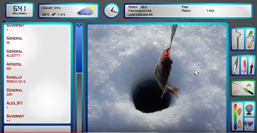фанатский фильм ProPilkki 2 зимняя рыбалка