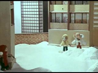 Дядюшка Ау в городе - 3 серия (1979)