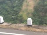 Mountain road to Kandy