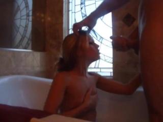 частное порно стонет