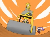 Daughter of Evils Road Roller Kagamine Rin and Len VOCALOID PV English lyrics