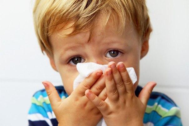 Заложенность носа у ребенка до года как лечить