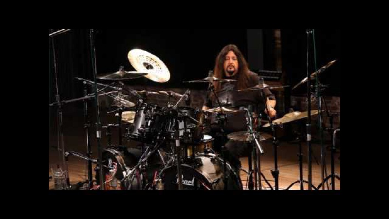 Gene Hoglan Plays Death Track The Philosopher From Genes Brand New DVD
