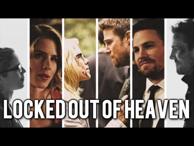 Oliver Felicity | Locked Out Of Heaven (5x22)