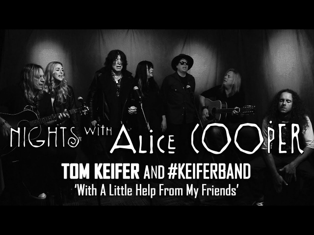 TOM KEIFER and KEIFERBAND performs With A Little Help From My Friends